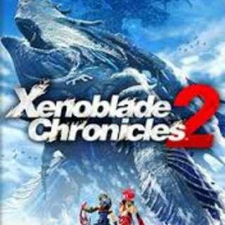 [WTB] Xenoblade Chronicles 2