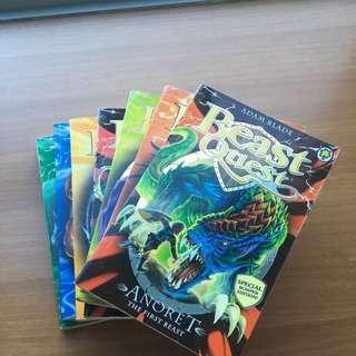 Bundle Beast Quest Books For Sale
