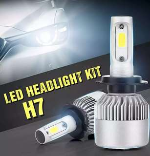 S2 LED HEADLIGHT H7