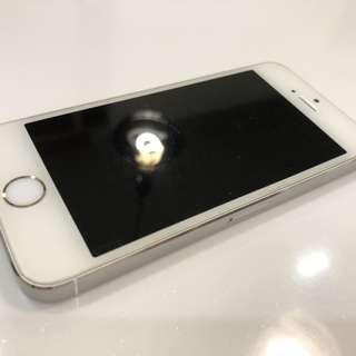 【二手品】iphone 5s 32G 銀