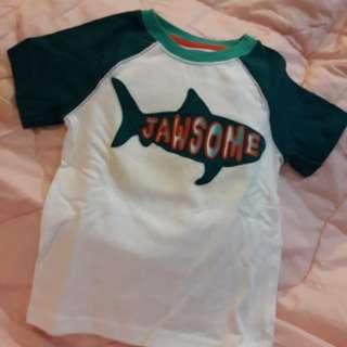 GYMBOREE Boy's Shirt 2T