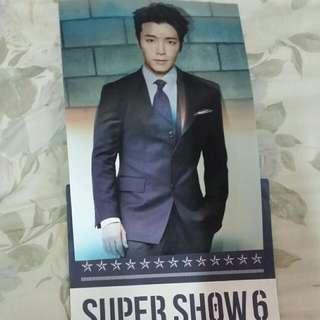 Super Junior 李東海 卡