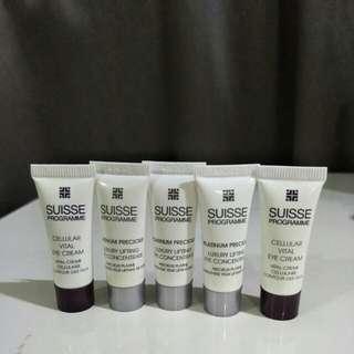 SUISSE luxury eye cream