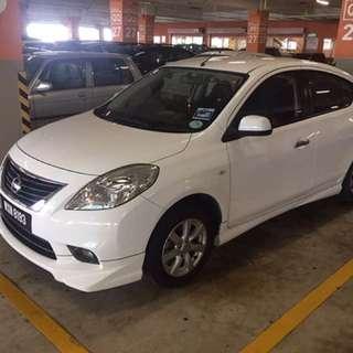 Nissan Almera V 1.5 Impul
