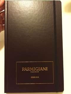 Parmigiani notebook 記事本