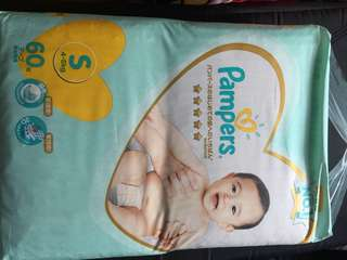 Pampers 細碼