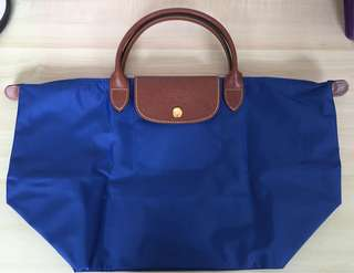 Longchamp short handle tote bag 短柄手提袋