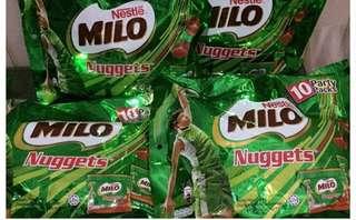 Milo nugget