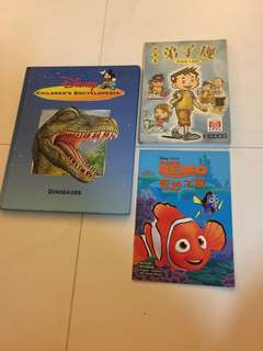 Children stories books