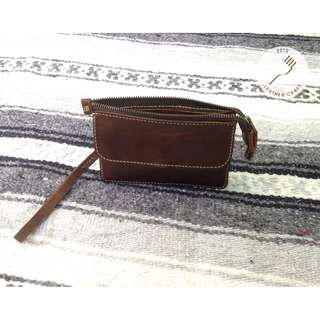 Leather Small Pouch