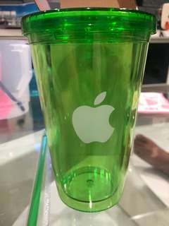 Apple collector's cup