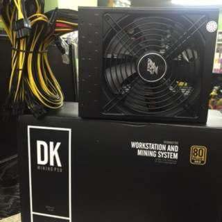 DK power supply PSU 1600w