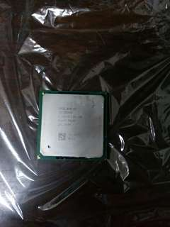 Intel Celeron 2.6 GHZ CPU Socket 478