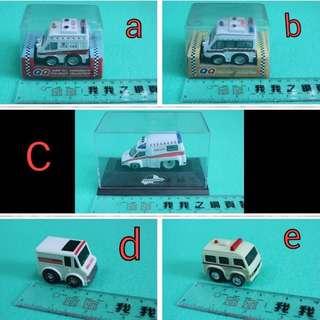 救護車仔ambulance car