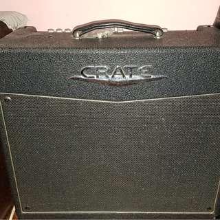 CRATE VTX 65 GUITAR AMP