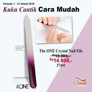 Cristal nail flie