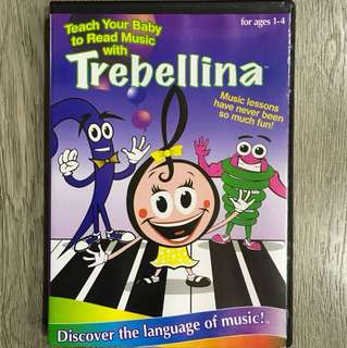 Trebellina -  Teach Your Baby to Read Music
