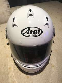 Arai GP-6 Racing helmet