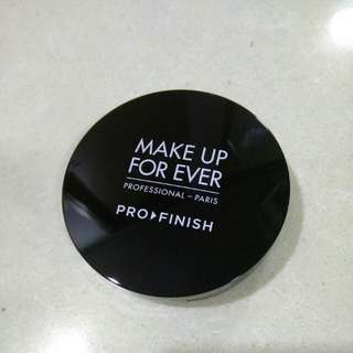 Mufe make up for ever pro finish