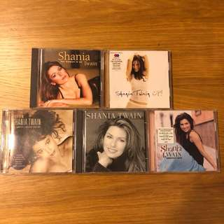 Shania Twain bundle sales