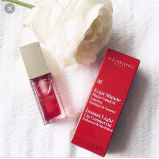 BN Clarins Instant Light Lip Comfort Oil