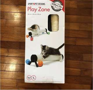 Scratch post for kitten / small cats