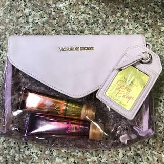 Victoria Secrets Travel Pouch