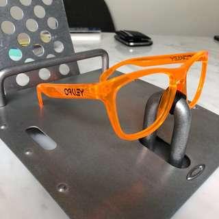 Oakley Frogskins Acid orange Frame Rx prescriptions