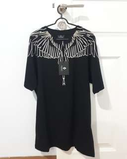 Marcelo Burlon Anne Black