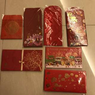 Assorted Red Packet
