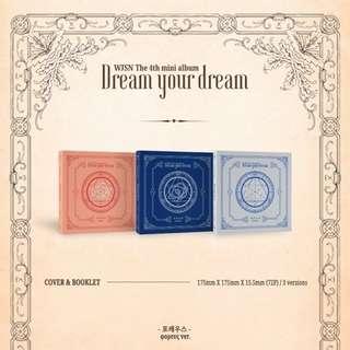 WJSN 4TH MINI ALBUM - DREAM YOUR DREAM