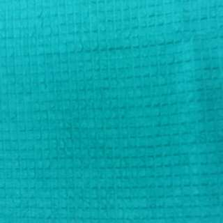 4 pcs green textured fabric
