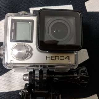 GOPRO 4 Hero 4 Silver 運動攝影機