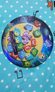 0403 NEW Disney Pixar Inside Out 15 Scented Erasers