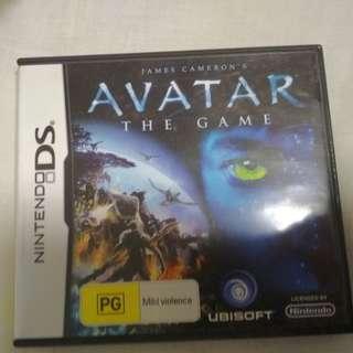 DS Avatar the movie