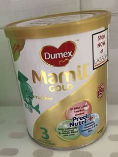 Dumex Mamil Gold Stage 3 (400g)