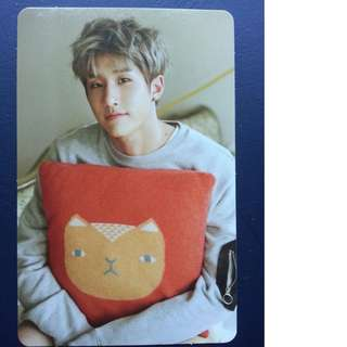 ON HAND PHOTOCARD Astro Mini Album Vol. 3 - Autumn Story (Orange Version) JIN JIN