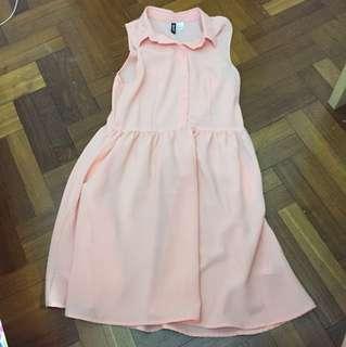 BN H&M Collar Dress