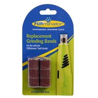 FURminator Nail Grinder Replacement Band 6 Pack