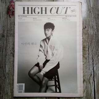 HIGH CUT HIGHCUT ft EXO
