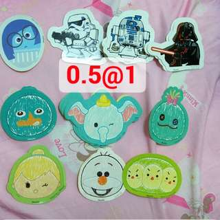 Disney Sticker 迪士尼貼紙