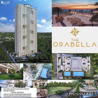 13K 1BR CUBAO PRESELLING CONDO THE ORABELLA BY DMCI HOMES