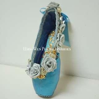 ✳芭蕾舞鞋✳手作裝飾藝品/玫瑰夫人