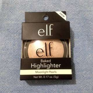 E.L.F Baked Highlighter- Moonlight Pearls