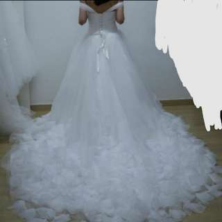New Wedding Dress 全新婚紗
