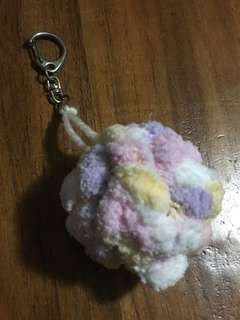 Furball Keychain