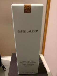 Brand new Estee Lauder Advanced Night Micro Cleansing Foam