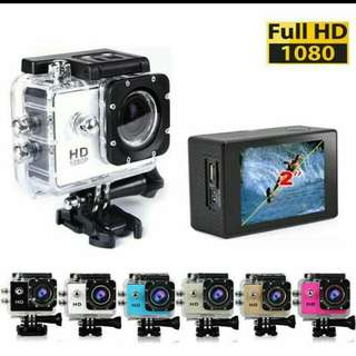 Action Cam F60R