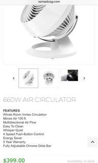 Preloved Vonardo Fan/Air circulator