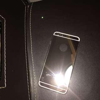 iPhone 6 Plus /  6splus 鏡面玻璃手機殼